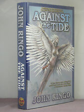 1st, signed by author, Council Wars 3: Against The Tide by John Ringo (2005)