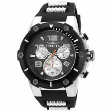 Invicta Men's 22235 Speedway Stainless Steel Case Chronograph Watch  Diver Box!!