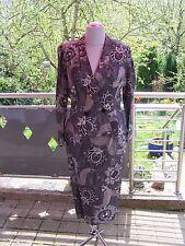 Vintage Kleid  Kostüm  70er  80er Jahre  ungetragen  42 mit Schößchen  PM