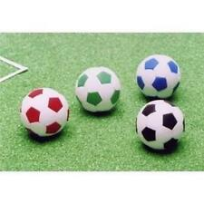 4 pieces Iwako erasers - Soccer Ball (Color May Vary) S-3563 AU
