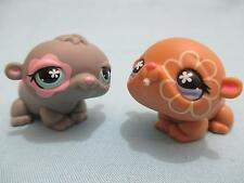 Littlest Pet Shop Lot of 2 Hamster Mouse Rats 100% Authentic I7