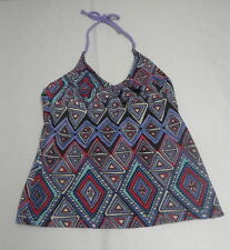 Billabong Girls sz 5 Tankini Top Dillon Swimwear