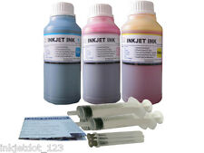 Color refill ink for HP 61 61XL Deskjet 1000 1050 1051 1055 3x250ml