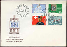Switzerland 1965 Publicity Issue FDC First Day Cover #C15366