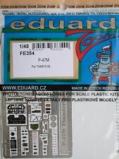 Eduard 1/48 FE354 Colour Zoom etch for the Tamiya P-47M Thunderbolt kit