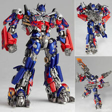 Kaiyodo Revoltech 030 Transformers Optimus Prime Renewal Package Action Figure