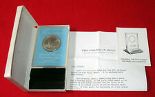 1970 Franklin Mint United Nations 25th Anniversary Commemorative Medal Coin