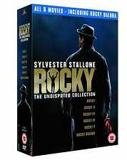 Rocky: The Complete Saga Box Set (Limited Edition) - DVD