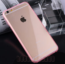 for iphone 6 6s transparent clear silicone gel case cover shockproof 6 / 6s