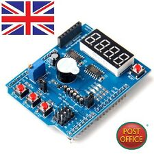 Multifunctional Expansion Board Shield kit Based Learning for Arduino UNO R3 PR