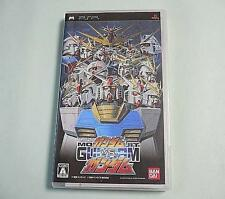 Used PSP Mobile Suit Gundam Gundam vs. Gundam Japan ((FREE Shipping))