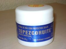 TEPEZCOHUITE CREAM DAY -COLLAGEN & VITAMIN E ANTI-WRINKLE Whit SPF / FPS-15