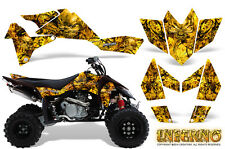 SUZUKI LT-R 450 LTR450 CREATORX GRAPHICS KIT DECALS INFERNO YB