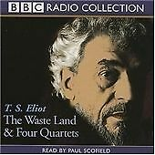 The Waste land and Four Quartets - (BBC Radio Collection), Eliot, T. S., New Boo