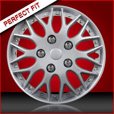 """14"""" New Alloy Look Wheel Trims for Peugeot 206 Fits R14 Wheels/Tyres SET OF 4"""