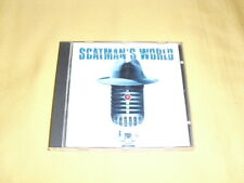 JOHN SCATMAN - Scatman's World CD Album Electro House 1995