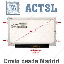 """Acer Aspire One Happy-n57dqgrgr LCD Display Pantalla Portátil 10.1"""" LED udg"""