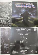 ESCAPE LP 1989 Original German Metal Enterprises, Collector (Axxis / Angel Dust)