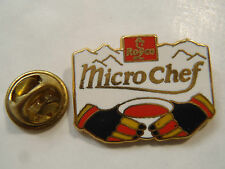 PIN'S ROYCO MICRO CHEF