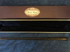 "Oliver Wood's Wand 15"", Harry Potter, Real Wood, Ollivander's, Noble, Quidditch"