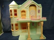Vintage BARBIE VICTORIAN MANSION DREAM HOUSE DOLLHOUSE w/Elevator - RARE