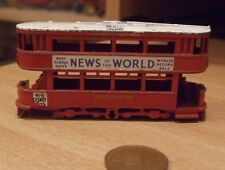 """MATCHBOX YESTERYEAR (VINTAGE)  *** 1907 """"E"""" - CLASS TRAMCAR *** USED"""