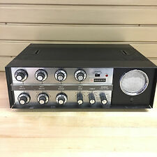 Bogen Model MX60A Tube Power Amplifier for PA or Guitar Vintage USA No Tubes