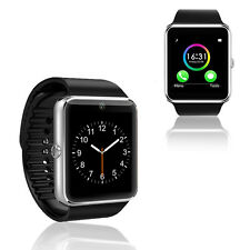 UNLOCKED! GSM Touch Screen Bluetooth Spy Camera Smart Watch Phone - Great Gift!
