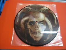 Six Feet Under - Bringer of blood rare Picture Disc 7 Single