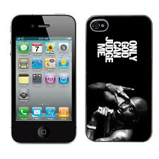 Tupac 2pac case fits Iphone 4 & 4s cover hard protective (5) i phone mobile