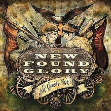 [CD LIKE NEW] NOT WITHOUT A FIGHT - NEW FOUND GLORY