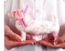 PATTERN - Lulu - quick and easy softie little dog PATTERN - Bunny Hill