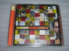 FRED HERSCH personal favorites SACD HYBRID CD SEALED