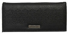 "BRAND NEW +TAG BILLABONG ""MAYFAIR"" LADIES / GIRLS TRI-FOLD WALLET / PURSE BLACK"