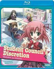 Student Council's Discretion Blu-ray anime sentai collection  BRAND NEW SEALED