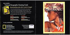 National Geographic CD-ROM: the 90's Jan '97 to Dec '97 PC & MAC Neuwertig