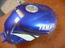 Gas tank fuel petrol R6 02 01 Yamaha yzfr6 01 ( may fit 98 99 00 ) #G14