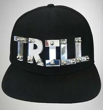 New Acrylic TRILL 3D PLAYER Snapback Hat Karmaloop Supreme  TOO FRIKIN COOL!
