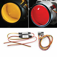 2way LED Front Projection Headlight Lamp Devil Eye Module Kit for 11+ Veloster