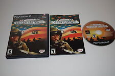 Conflict Desert Storm Sony Playstation 2 PS2 Video Game Complete