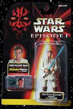 Star Wars: Episode 1 - Obi-Wan Kenobi Action Figure NEW!