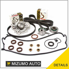 Fit Timing Belt Kit Water Pump Cover Gasket 2.2 2.3 Honda Accord F22B1 F23A