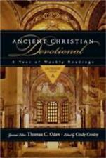 Ancient Christian Devotional: A Year of Weekly Readings, Lectionary Cycle A