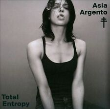 Total Entropy [Digipak] * by Asia Argento (CD, Aug-2013, Nuun)