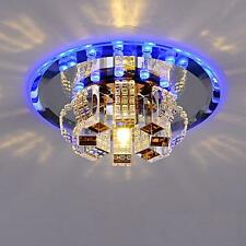 Modern Crystal LED Pendant Lamp Ceiling Light Fixture Lighting Chandelier Lights