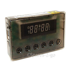 RANGEMASTER Genuine Oven Cooker Digital Clock Timer Twin Relay 6 Button P033566