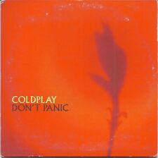 COLDPLAY -Don't Panic- 2 track CD Single