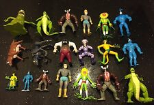 The Tick Lot Of (19) 1994 Action Figures Loose Bandai