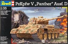 Revell 1:35 escala Pzkpfw. V Panther Ausf. D
