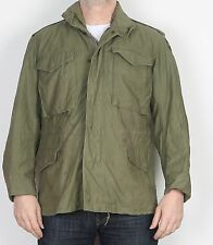 "M65 US Army Field Jacket Small Short 34'' 36"" 38"" Green (23C) 1970"